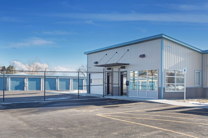 Blue Creek RV & Boat & Mini Storage | 2135 Blue Creek Road Billings, MT 59101 United States